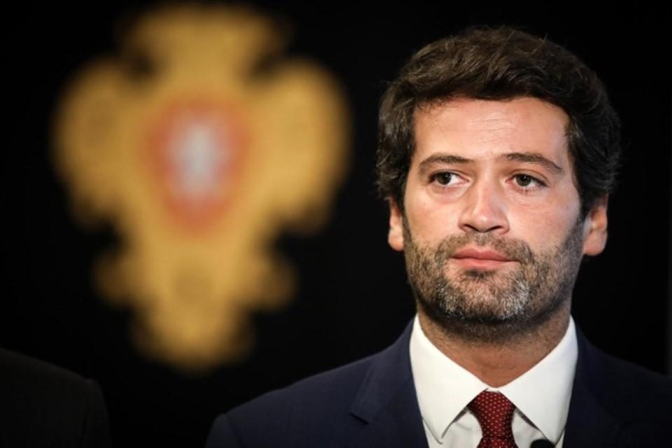 substituição de André Ventura como deputado