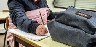Alunos portugueses passam frio nas escolas