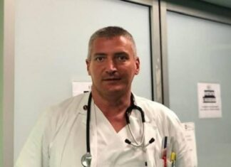 médico suspeito de matar doentes Covid-19
