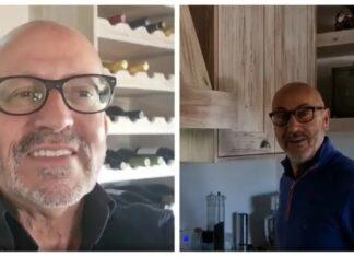 Goucha e Rui de Oliveira conquistam internet