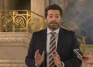 """Ventura faz proposta """"Lei Mamadou Ba"""""""