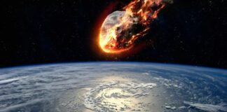 Asteroide Apófis aproxima-se da terra