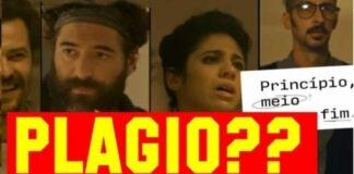 'Principio, meio fim' de Bruno Nogueira Plágio?