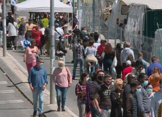 feira do Monte Abraão em Sintra