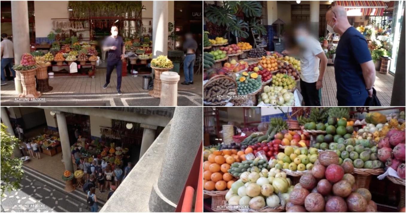 Turista mostra preços fortemente inflacionados