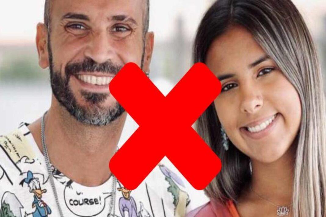 Joana Albuquerque e Bruno Savate