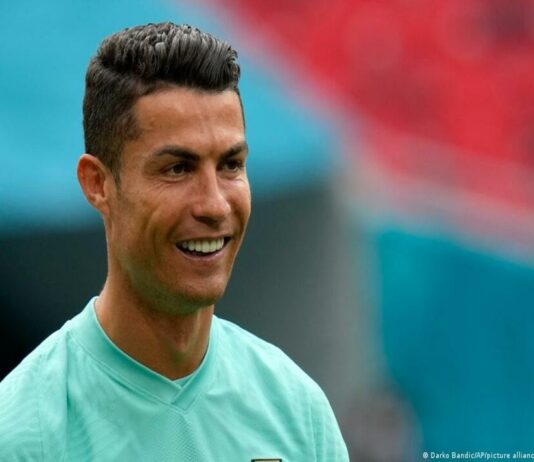 Comportamento de Cristiano Ronaldo