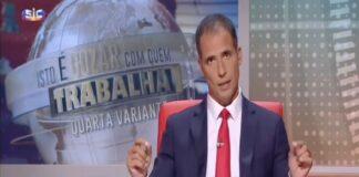 """Ricardo Araújo Pereira apresenta """"pedido de desculpa"""""""