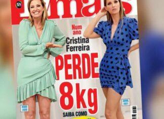 Cristina Ferreira perdeu 8 quilos e explicou como se mantém nos 60 quilos. A apresentadora fala em três coisas fundamentais